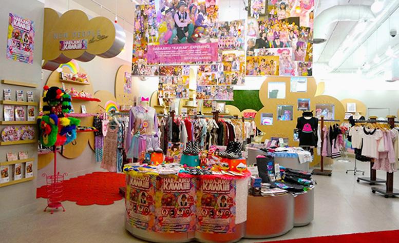 アメリカ・サンフランシスコに「HARAJUKU KAWAii!! Pop Up Store」オープン
