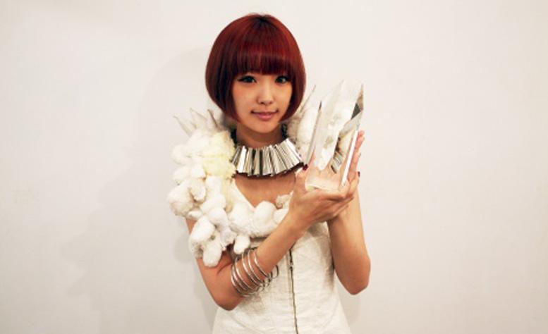 ミュージック・ジャケット大賞2013、Yun*chiのミニアルバム「Yun*chi」が大賞受賞
