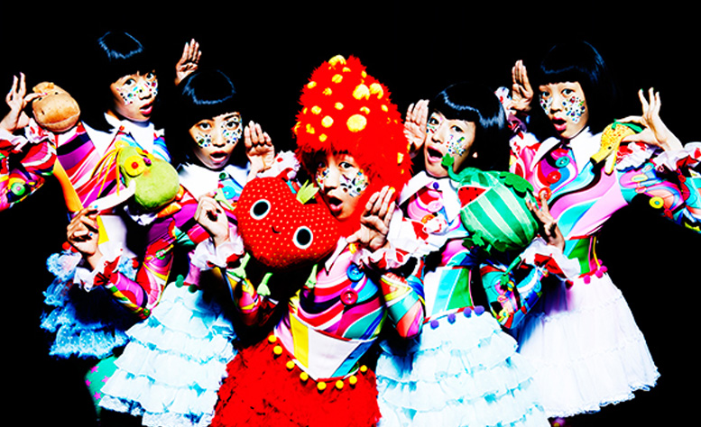 TEMPURA KIDZの新曲「たべちゃいたいの」が映画主題歌に決定