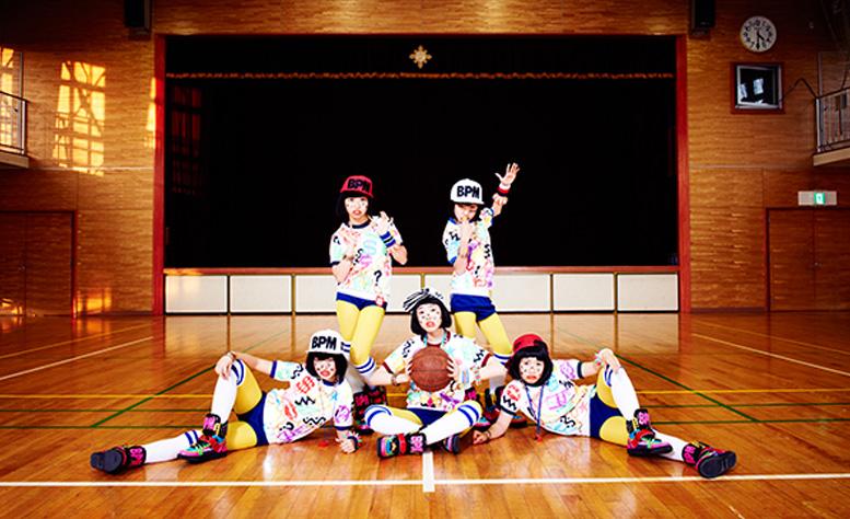 TEMPURA KIDZがキッズソングカバーしたミニアルバム「みんなのだんすうた」リリース