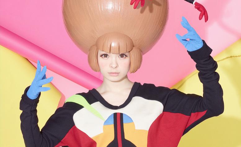 きゃりーぱみゅぱみゅ9thシングル「ファミリーパーティー」4月16日(水)発売