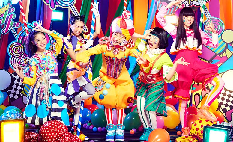 TEMPURA KIDZ、3枚目シングル「LOLLiPOP」8月5日発売