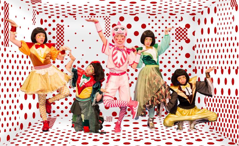 TEMPURA KIDZがアニメ「ちょびっと図鑑」の新曲「I Like It」MVを公開