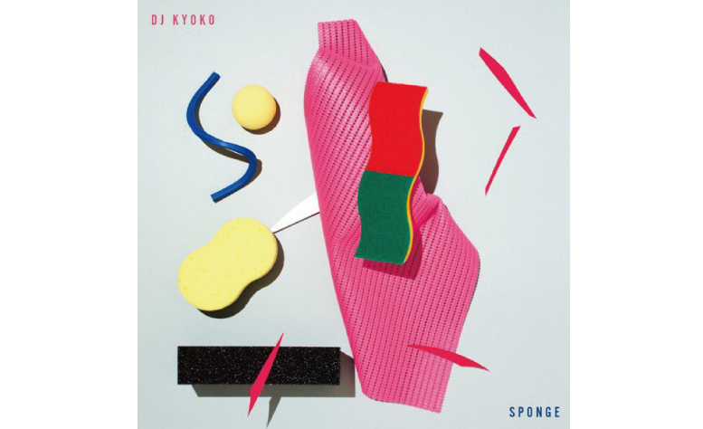 DJ KYOKO、最新MIXCD 『SPONGE』12月14日リリース!!