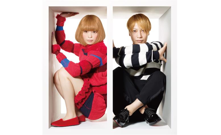 きゃりーぱみゅぱみゅと中田ヤスタカのソロ最新作によるダブルA面スプリット盤シングルのアートワーク解禁!