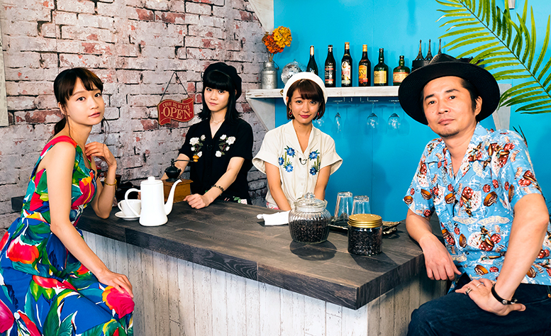 テレビ東京「音流~ON RYU~」のMCに栗林藍希が抜擢