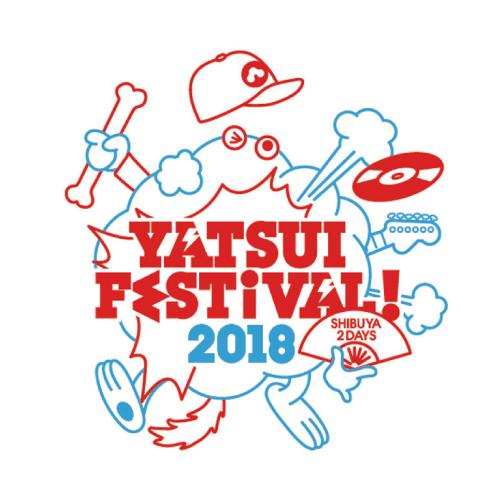 YATSUI FESTIVAL! 2018【新しい学校のリーダーズ/TEMPURA KIDZ】