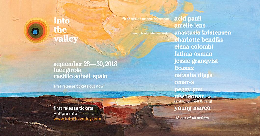 Licaxxx、スペインで開催される音楽フェス「Into the Valley 2018」に出演決定!