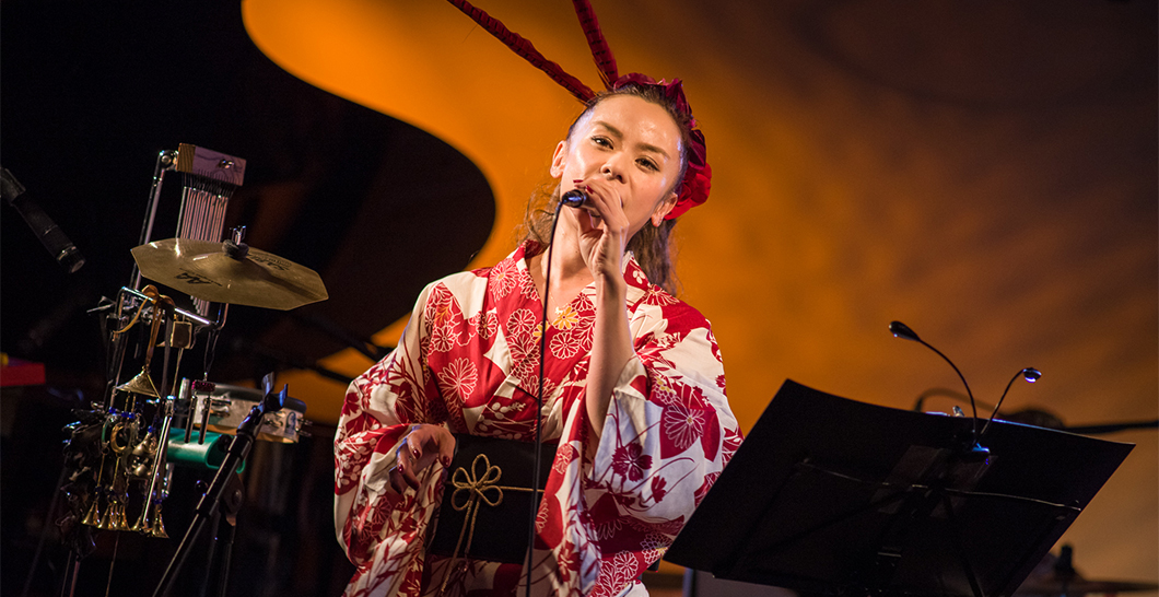 Azumi(ex.Wyolica)ワンマンライブ、サプライズで一夜限りのWyolica再結成!