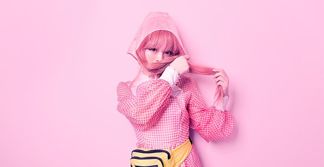 きゃりー、NEWアルバム『じゃぱみゅ』収録曲「キズナミ」が映画版モンストの主題歌に