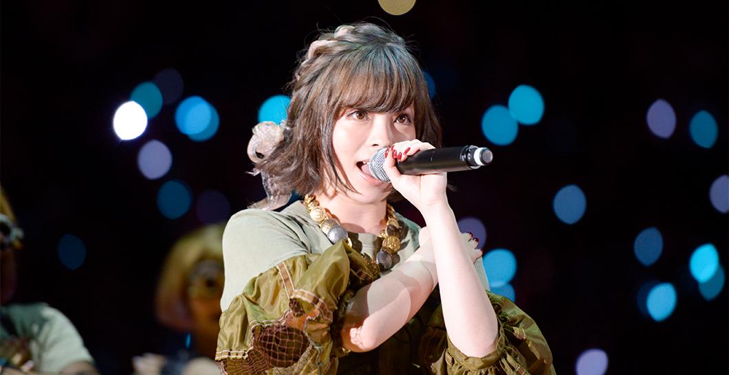 きゃりー、B.LEAGUE B1開幕戦で話題の映画主題歌「キズナミ」をサプライズ歌唱