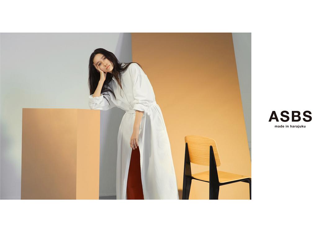 ファッションメディア「ASBS」がローンチ、10代20代の女性に質の高い情報を発信