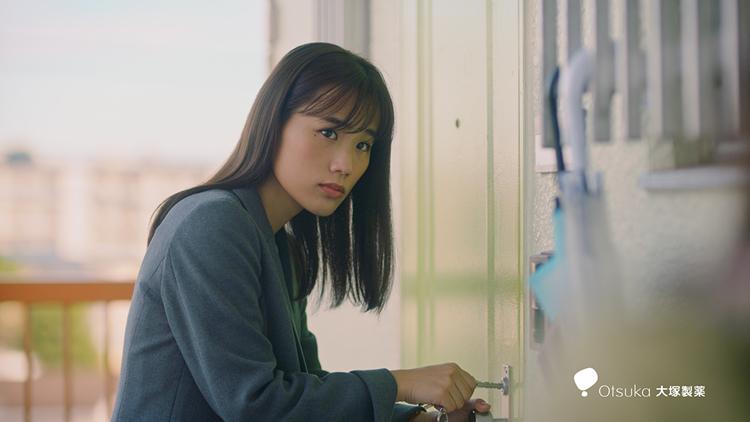 秋山ゆずきが出演する「ボディメンテ」新CMが公開