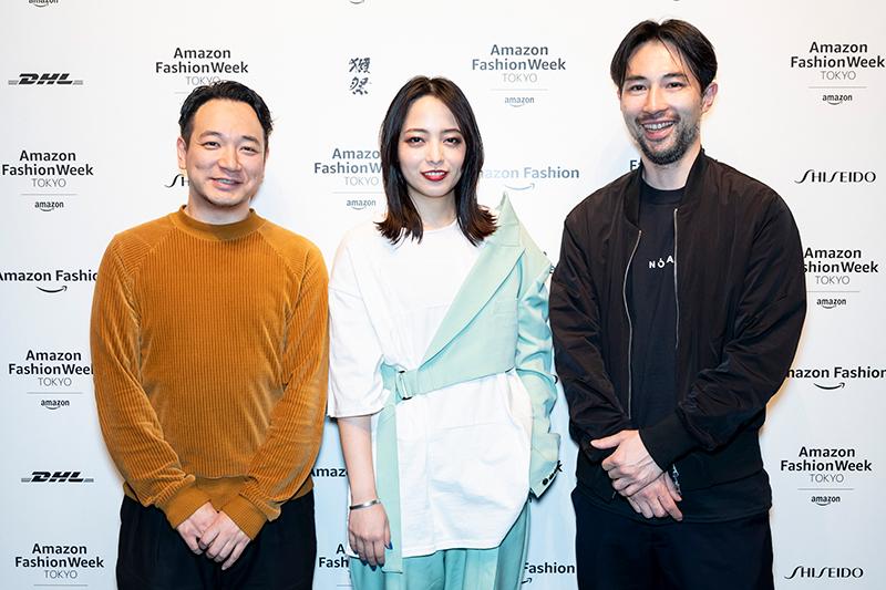 「Amazon Fashion Week TOKYO 2019 S/S」アンバサダーにLicaxxxが就任
