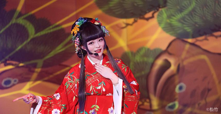 「きゃりーかぶきかぶき」特別追加公演が新橋演舞場で開催決定!