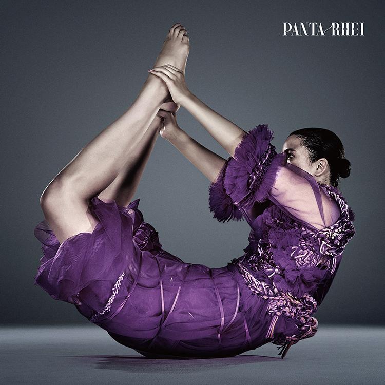 MYTH & ROIDの新曲「PANTA RHEI」シングルジャケットを制作
