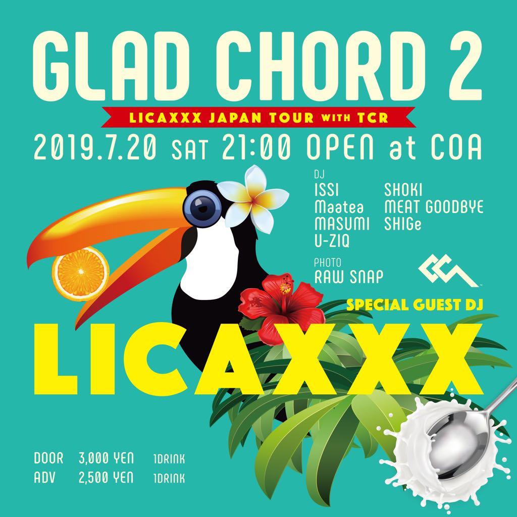 Licaxxx Japan Tour With TCR 静岡