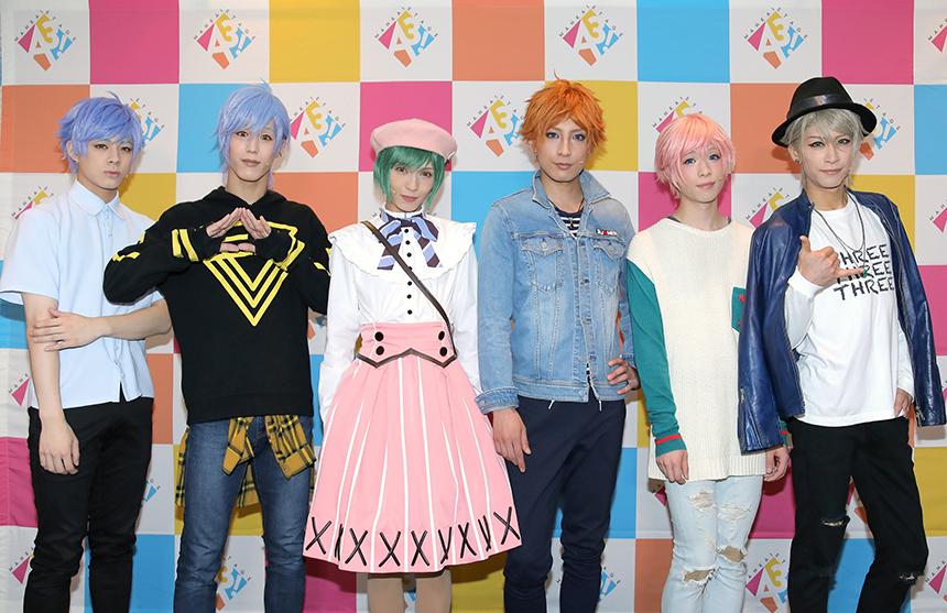 宇佐卓真出演の舞台、MANKAI STAGE「A3!」〜SUMMER 2019〜開幕!