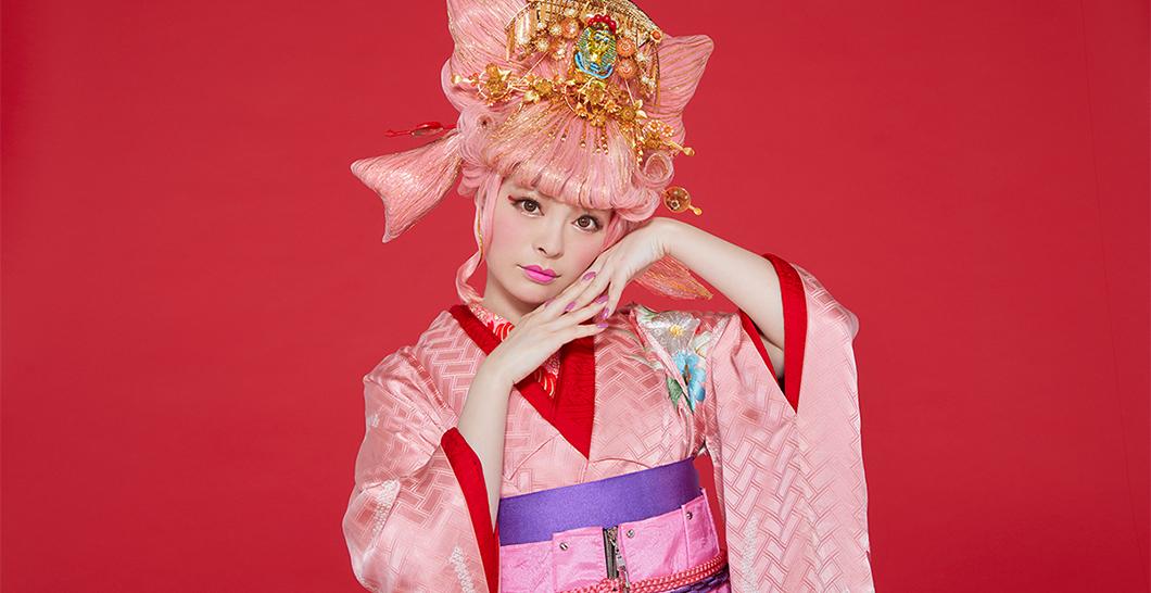 きゃりーぱみゅぱみゅ×歌舞伎のコラボ「きゃりーかぶきかぶき」ドキュメンタリー映像が公開