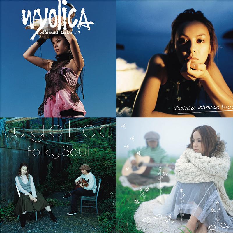 Wyolica、EPIC時代の楽曲が音楽サイトで配信開始