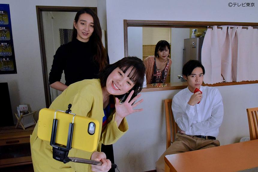 新実験ドラマ「知らない人んち(仮)~あなたのアイデア、来週放送されます!~」に秋山ゆずきが出演