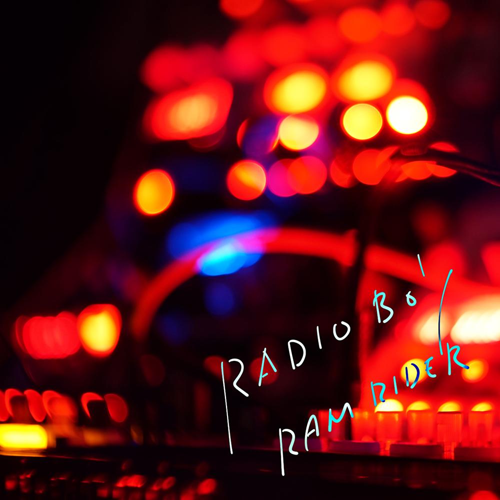 RAM RIDER、ラジオ愛がテーマの人気曲を新録リリース