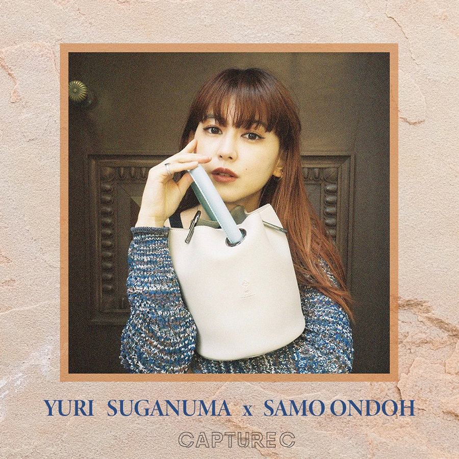YURI SUGANUMA × SAMO ONDOH コラボバッグ発売