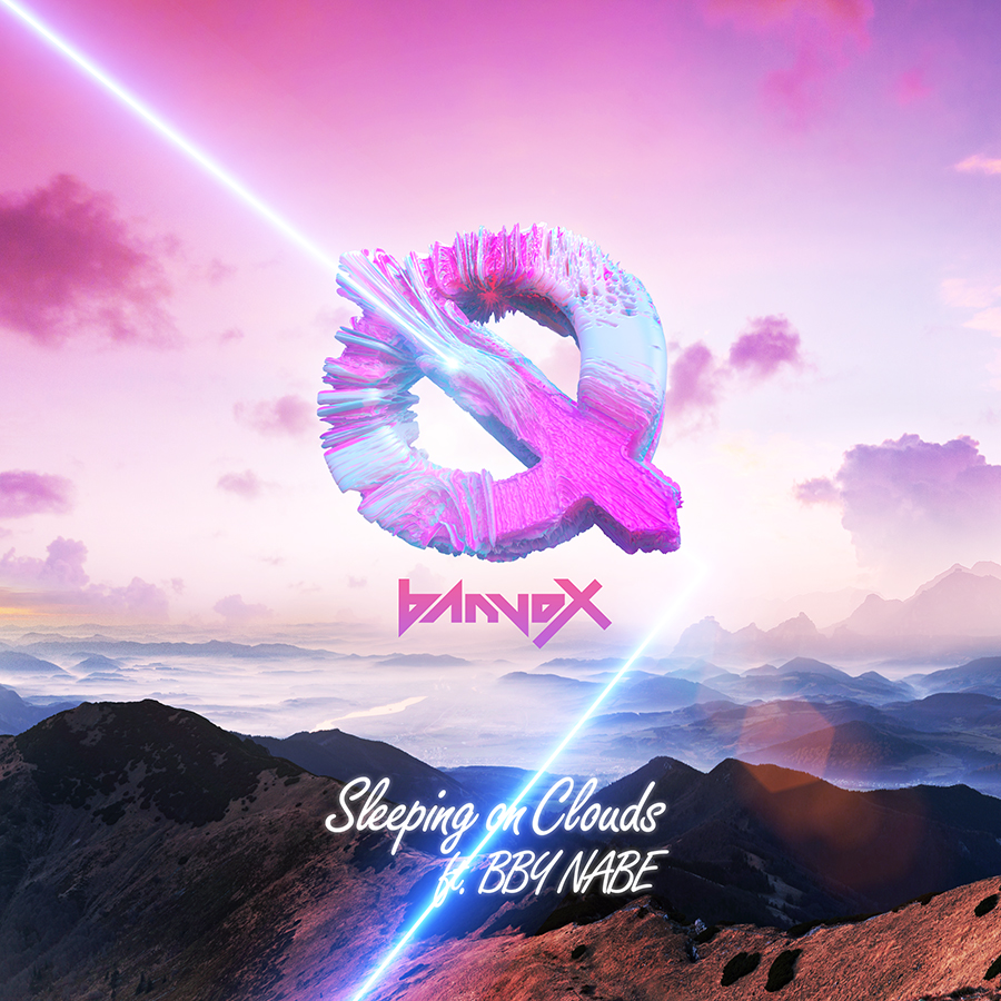 banvox、前作『DIFFERENCE』の続編となる新曲「Sleeping on Cloud」をリリース