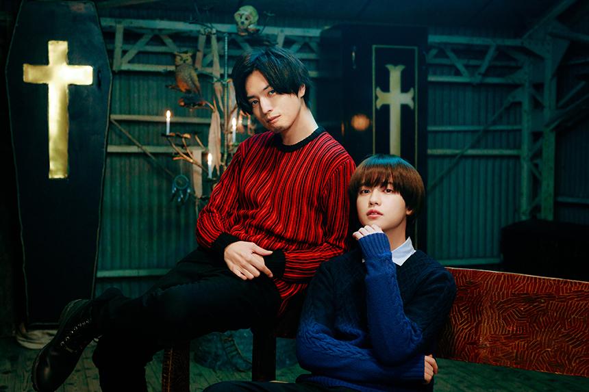 ゆうたろうドラマ初主演、TOKYO MX 新ドラマ「青きヴァンパイアの悩み」2021年2月放送スタート