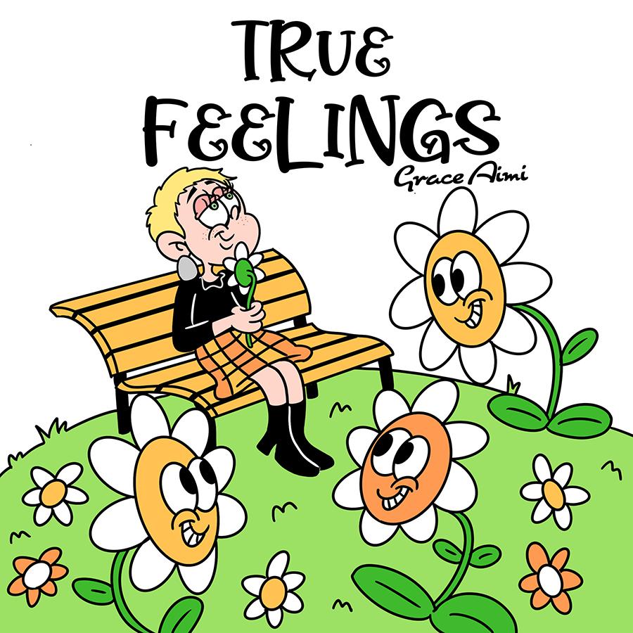 Grace Aimi、4thシングル「True Feelings (Prod. GC & Chaki Zulu)」リリース