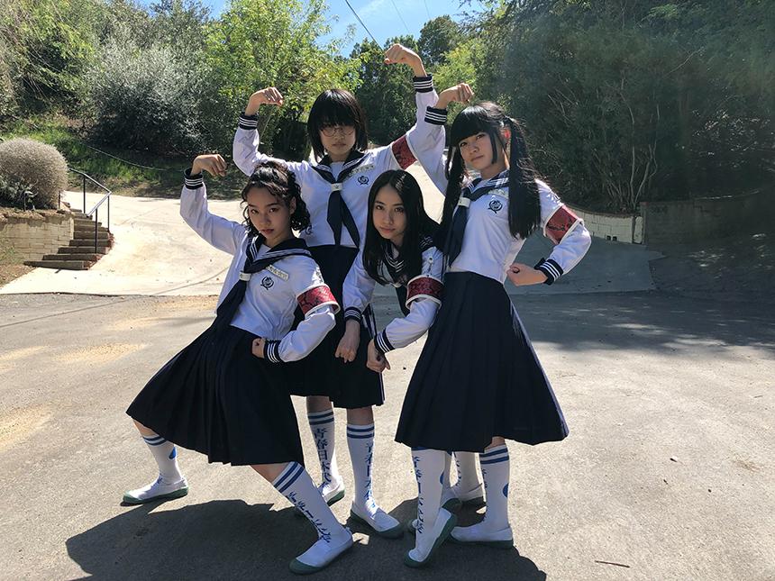 新しい学校のリーダーズが「Hey!Say!JUMP」ニューシングル「ネガティブファイター」の振付を担当