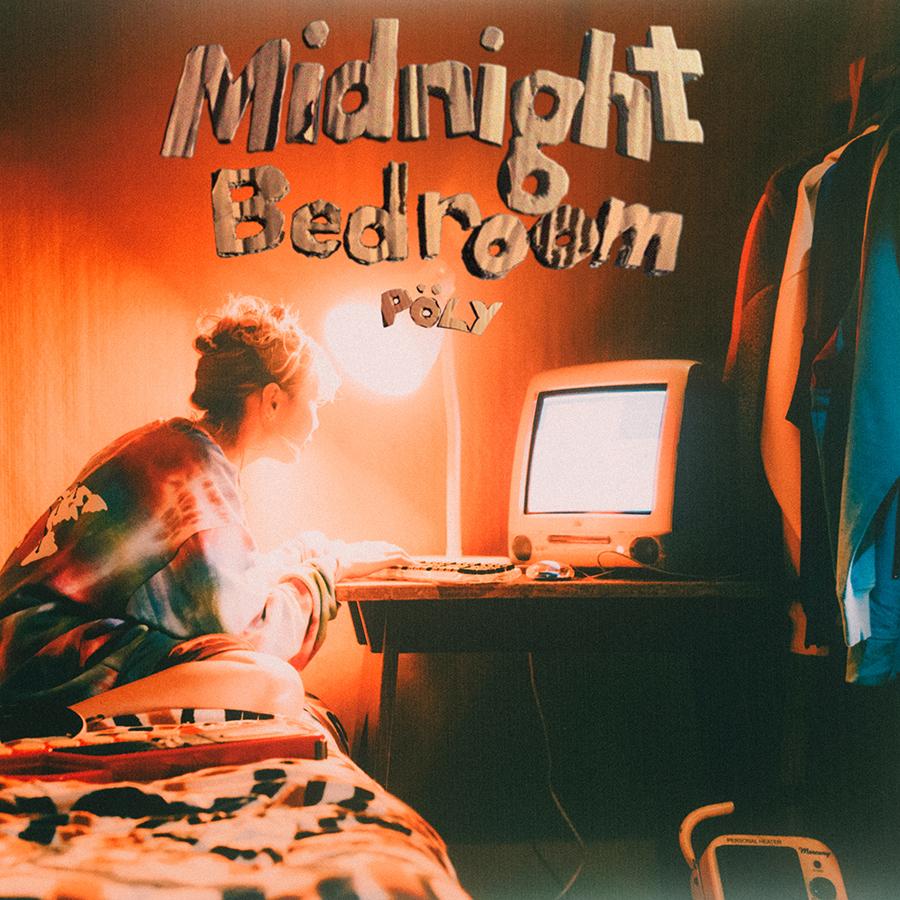 POLY、デジタルシングル「Midnight Bedroom」リリース