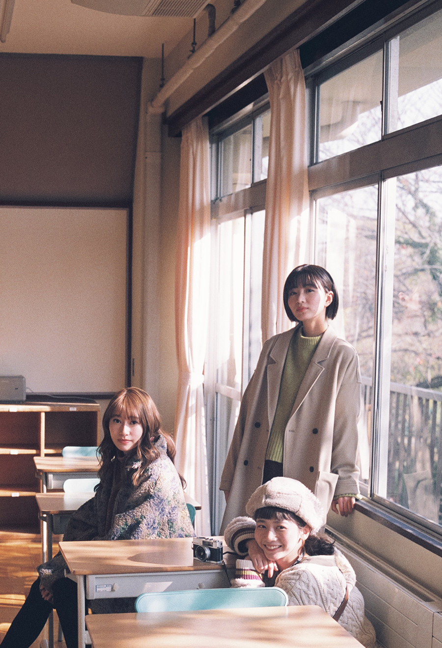 映画「シノノメ色の週末」に三戸なつめが出演決定(2021年秋公開)