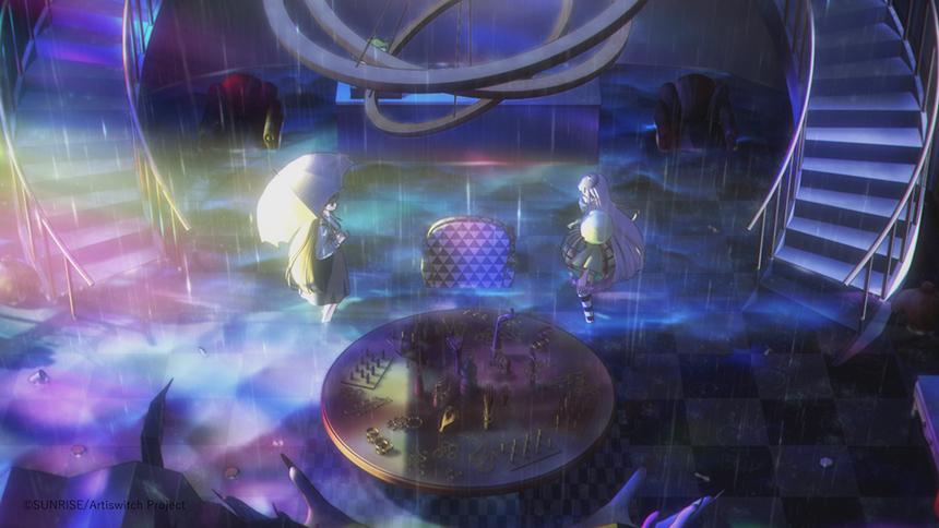 オリジナルアニメーション「Artiswitch」最終話が9月10日20時より配信